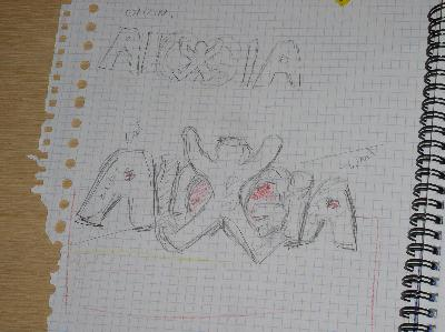 Maak kennis met de Alogia stam! Eerste paar foto\'s van de Alogia stam tijdens een opkomst, waarin we een nieuwe logo gingen ontwerpen en iedereen een persoonlijk bierglas maakt :)