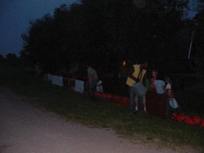 zomerkamp welpen/kabouters 2004